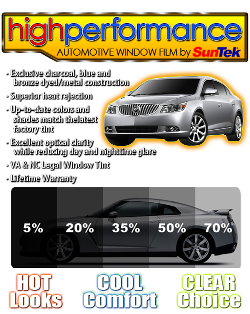 Legal Tint In Nc >> Window Tinting Sound Wave Customs