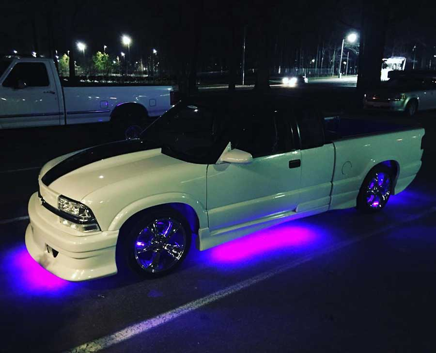 Shine Bright With Custom Led Lights Sound Wave Customs
