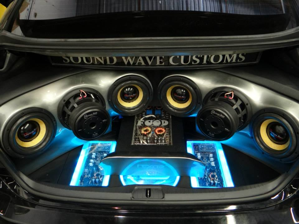 New Stereo System Car