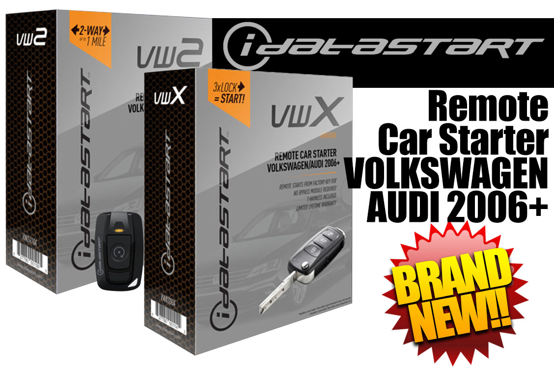 Remote Car Starter - Volkswagen And Audi 2006
