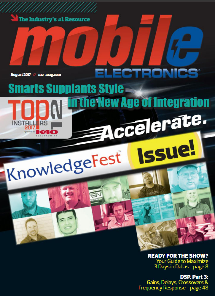 SWC Featured in Article On On-Line Advertising - Mobile Electronics